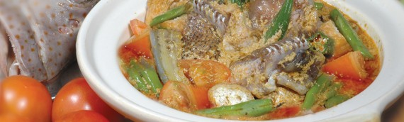 Curry Fish Head | Best In Old Klang Road