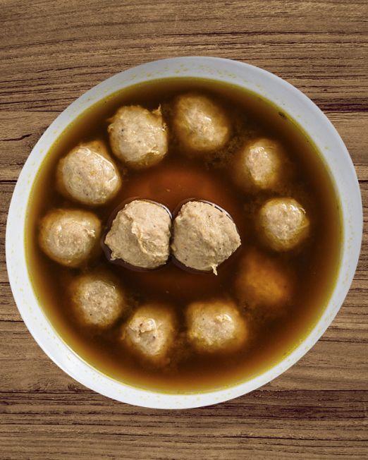 Meatball-猪肉丸